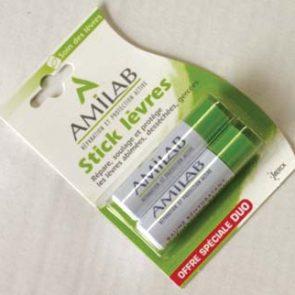 Blister thermoformé Amilab