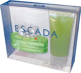 Etuis transparent thermoformé ESCADA